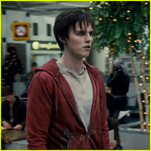 Nicholas Hoult: 'Warm Bodies' First Four Minutes - Watch Now!