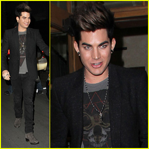 Adam Lambert: 'OMG Officially 31'!