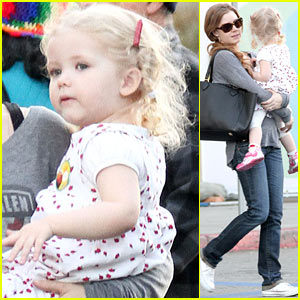 Amy Adams: Shoe Shopping with Aviana!