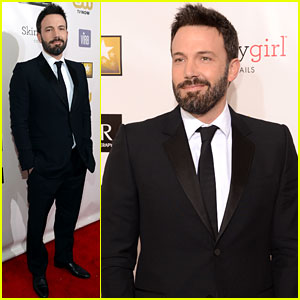 Ben Affleck - Critics' Choice Awards 2013 Red Carpet