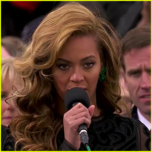 Beyonce's Inauguration National Anthem - Bad Lip Reading Video!