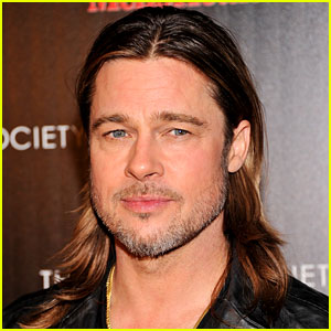 Brad Pitt Joins China's Version of Twitter