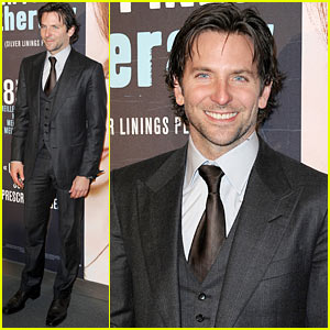 Bradley Cooper: 'Silver Linings Playbook' Paris Premiere