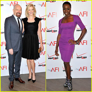 'Breaking Bad' & 'Walking Dead' Casts - AFI Awards 2013