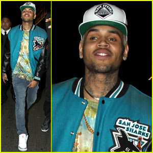 Chris Brown: Roxbury Club Night Out!