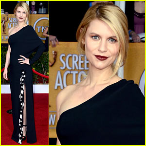Claire Danes - SAG Awards 2013 Red Carpet