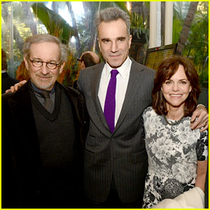Daniel Day-Lewis &#038; Sally Field: 'Lincoln' at AFI Awards 2013!