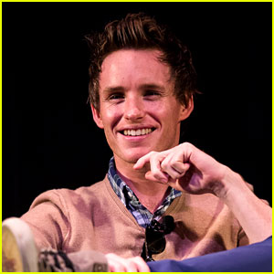 Eddie Redmayne Celebrates 31st Birthday at Film Festival