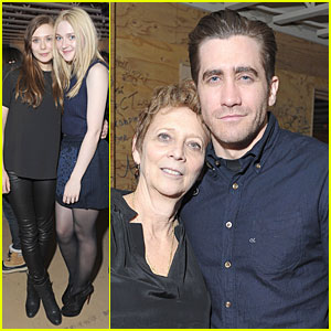 Elizabeth Olsen & Jake Gyllenhaal: 'Very Good Girls' Sundance After Party!