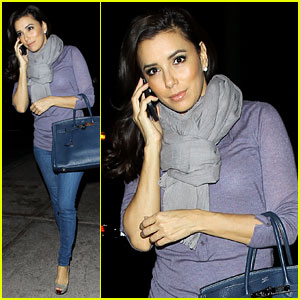 Eva Longoria: 'Chopped' Elimination Made Me Cry!