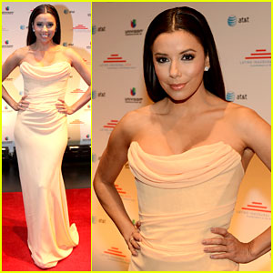 Eva Longoria: Latino Inaugural Concert Host!