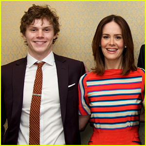 Evan Peters & Sarah Paulson Returning for 'American Horror Story' Season 3