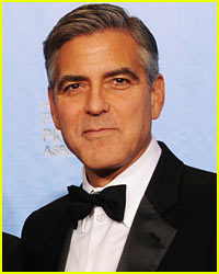 George Clooney Pays Stranger's Restaurant Check