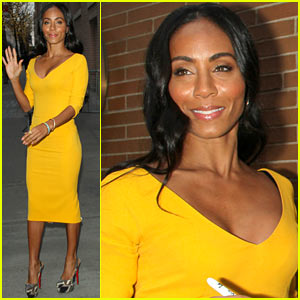 Jada Pinkett-Smith: 'Katie' Show Appearance!
