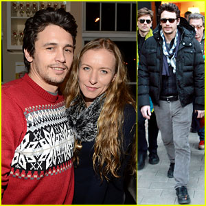 James Franco: Kink-y Sundance Dinner!