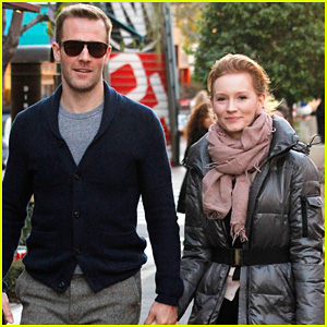 James Van Der Beek & Kimberly Brook: The Grove Couple!