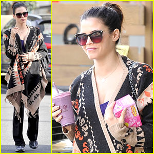Jenna Dewan: Earth Bar Pick-Me-Up!