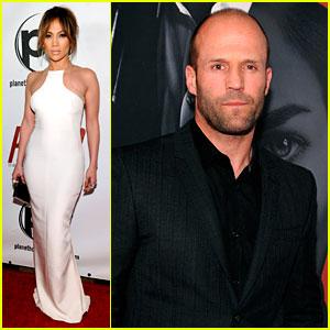 Jennifer Lopez & Jason Statham: 'Parker' Vegas Premiere!