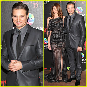 Jeremy Renner & Gemma Arterton: 'Hansel and Gretel Witch Hunters' Mexican Premiere!