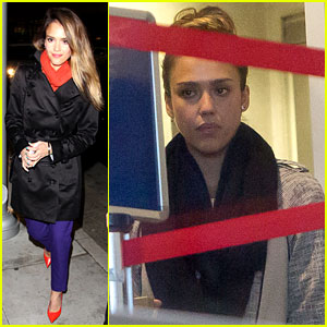 Jessica Alba: I Do a Lot More Dancing in 'Sin City 2'!