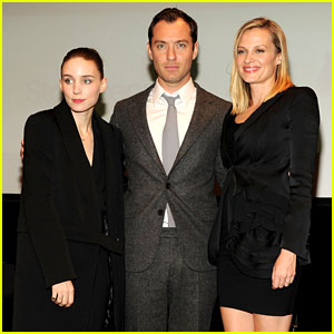 Jude Law &amp; Rooney Mara: 'Side Effects' Special Screening!