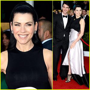 Julianna Margulies - SAG Awards 2013 Red Carpet