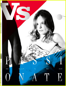 Kate Bosworth Covers 'Vs. Magazine'