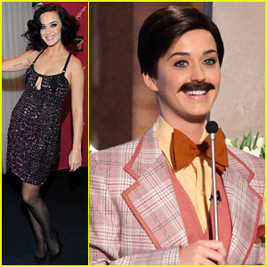 Katy Perry: Cross-Dressed for 'Ellen' Before Pop Chips Event!