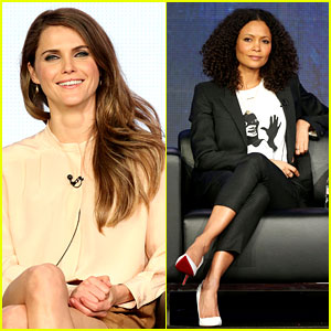 Keri Russell & Thandie Newton: TCA Press Tour Panels!