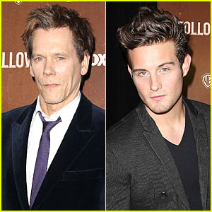 Kevin Bacon & Nico Tortorella: 'The Following' Premiere!