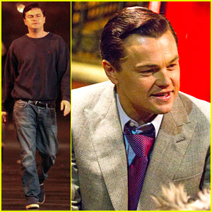 Leonardo DiCaprio: Last Day Filming 'The Wolf of Wall Street'
