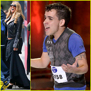 Mariah Carey: 'Glee Project' Contestant Makes It on 'Idol'