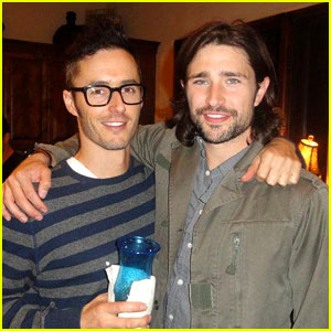 Matt Dallas Comes Out as Gay Man, Engaged to Blue Hamilton!