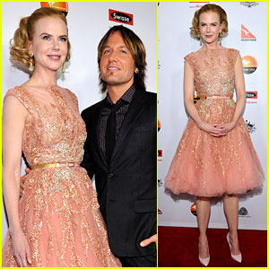 Nicole Kidman & Keith Urban - G'Day USA Gala 2013