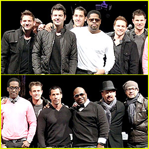 NKOTB, 98 Degrees, & Boyz II Men: Tour Announcement Show!