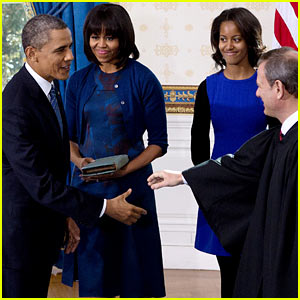 President Barack Obama: Sworn Into Office, Launches Second Term!
