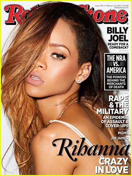 Rihanna Talks Chris Brown to 'Rolling Stone'!