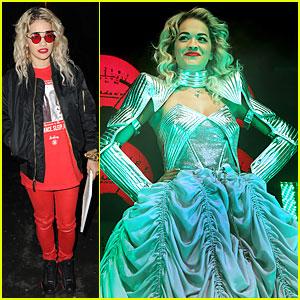 Rita Ora: Radioactive Tour Stop in Manchester!