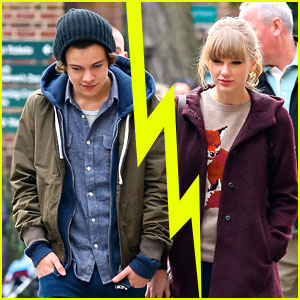 Taylor Swift & Harry Styles Split?