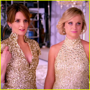 Tina Fey & Amy Poehler Talk Golden Globes in Funny New Clip