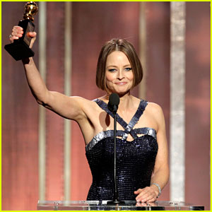 Watch Jodie Foster's Coming Out Speech at Golden Globes