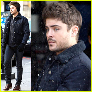 Zac Efron: 'At Any Price' T