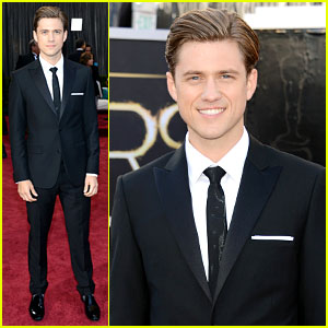 Aaron Tveit - Oscars 2013 Red Carpet