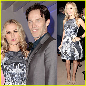 Anna Paquin & Stephen Moyer: Great British Film Reception