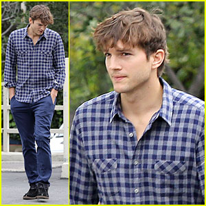 Ashton Kutcher: Juvenile Swatter Charged!