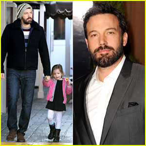 Ben Affleck - Oscar Nominees Luncheon 2013