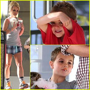 Britney Spears: 'Scream & Shout' Vid Reaches 100 Million Views!