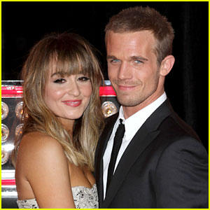 Cam Gigandet & Fiancee Dominique Welcome Son Rekker!