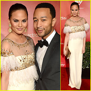 Chrissy Teigen & John Legend: Grammy's MusiCares Person of the Year Couple!