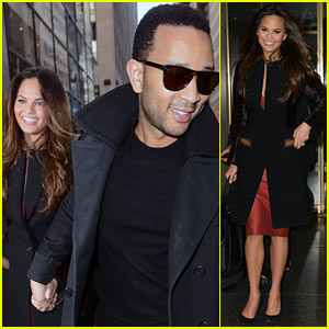 Chrissy Teigen: 'Today' Show Appearance!